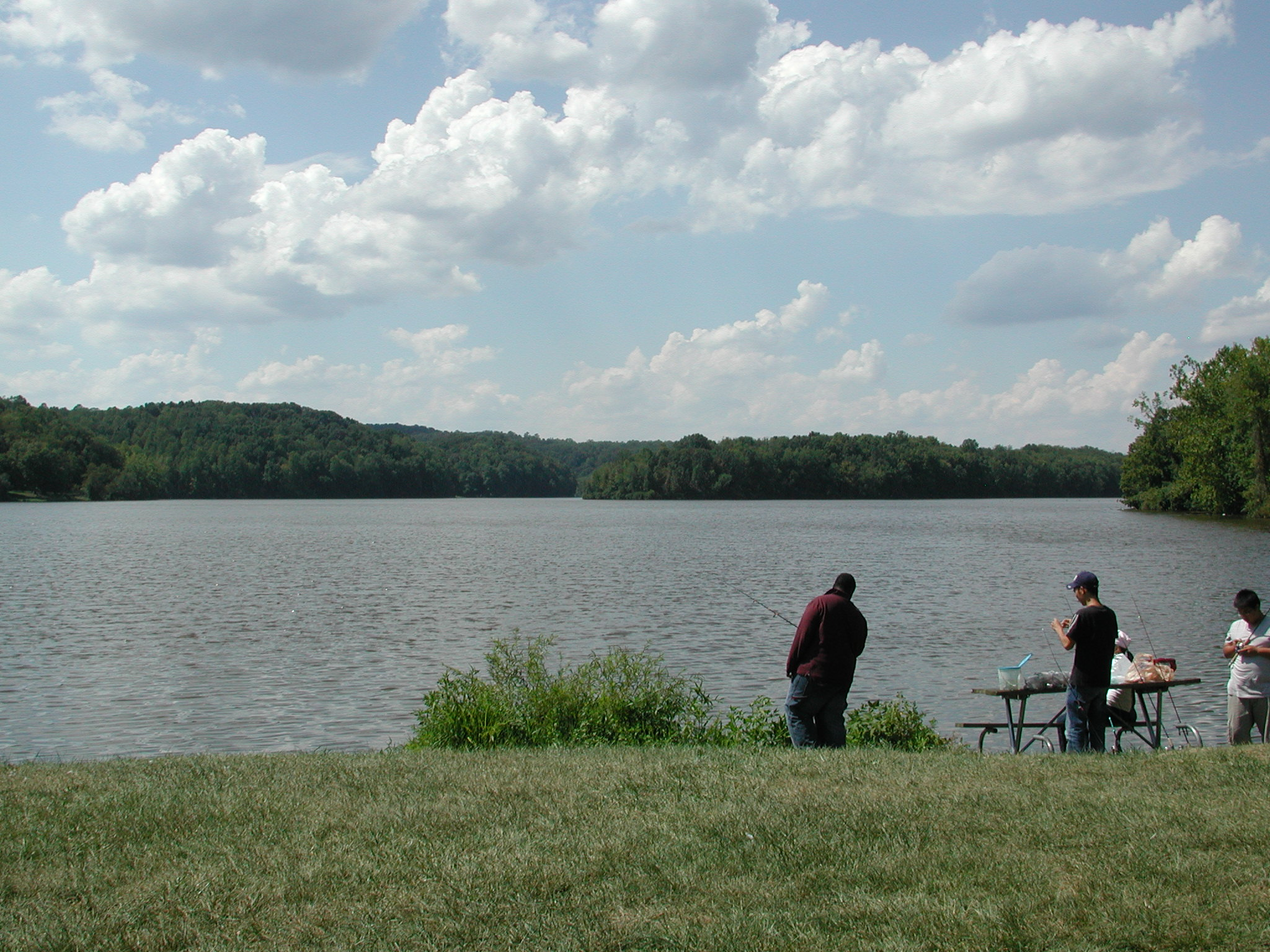 Athens Area Outdoor Recreation Guide Lake Logan State Park